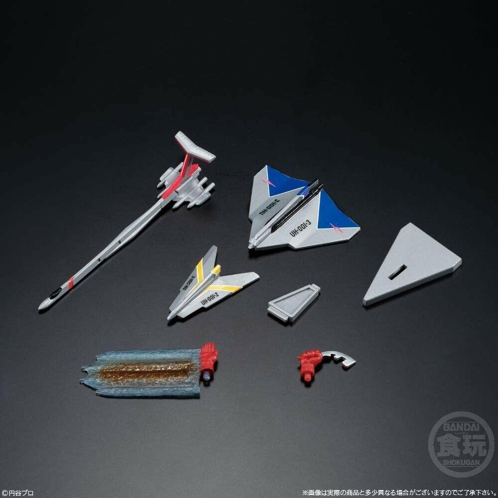 NEW Bandai Bandai Bandai CHODO Ultraman 3 10pcs (All 6) Figure Candy Toy from Japan F S 67308f