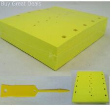 Self Locking Arrow Key Tags 1000 Per Pack Car Auto Boat Organizer Repair Shop