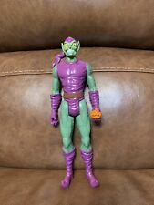 Marvel Spiderman green globin action figure serie titan hero series hasbro nuovo