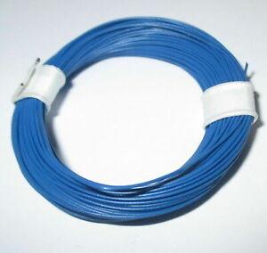 1m-17-9-CT-Fil-de-Decodeur-Tres-Souple-0-04-MM-10m-Anneau-Bleu-gt-Nouveau