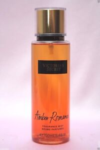 96c3431ee6 NEW 1 VICTORIA S SECRET AMBER ROMANCE WOMEN FRAGRANCE MIST BODY ...