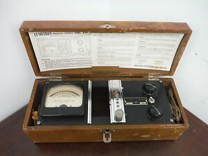 lumetron photoelectic colorimeter model 400a 400 a vintage antique photovolt ebay. Black Bedroom Furniture Sets. Home Design Ideas