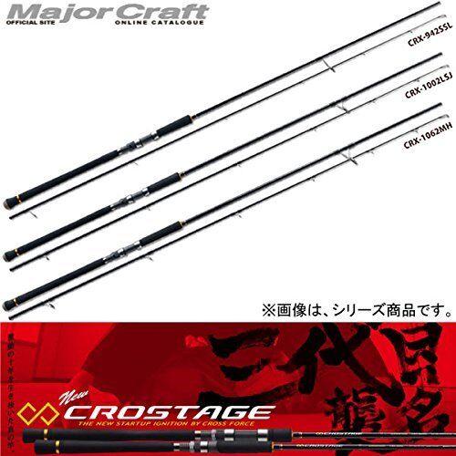 Nueva Major Craft crostage súper ligero Shore Jigging CRX-902-SSJ Spinning Rod