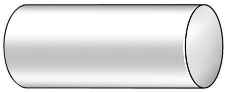 ZORO SELECT 2HJF5 Rod,Steel,1018,3//8 In Dia x 1 Ft L