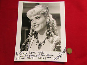 Sarah-CROWE-Actress-Original-Hand-Signed-10-X-8-Photograph