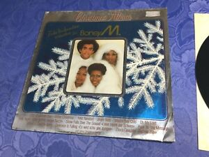 Feliz Navidad Breakbeat.Details About Boney M Vinyl Lp Christmas Album Hansa Club Edition 1981 German Press