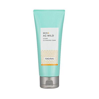 [Holika Holika] Skin & AC Mild Clear Cleansing Foam - 150ml