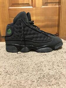 Nike Air Jordan Retro 13 Black Cat Men