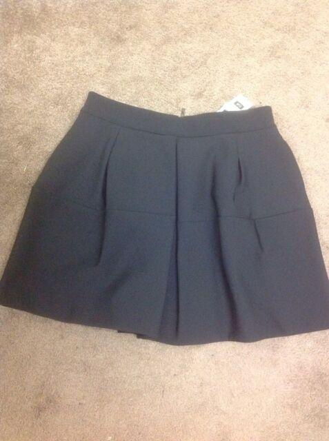 Cue Black Skirt Size 14 BNWT
