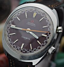 C. 1968 OMEGA Chronostop Geneve Cal. 865 Ref. 146.010 Stainless Steel Watch