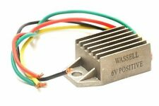 Regulator, Solid State, 6V, Positive Earth, MCR2 Replacement