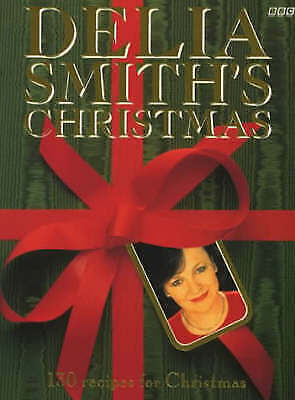 Delia Smith's Christmas by Delia Smith (Paperback, 1994)