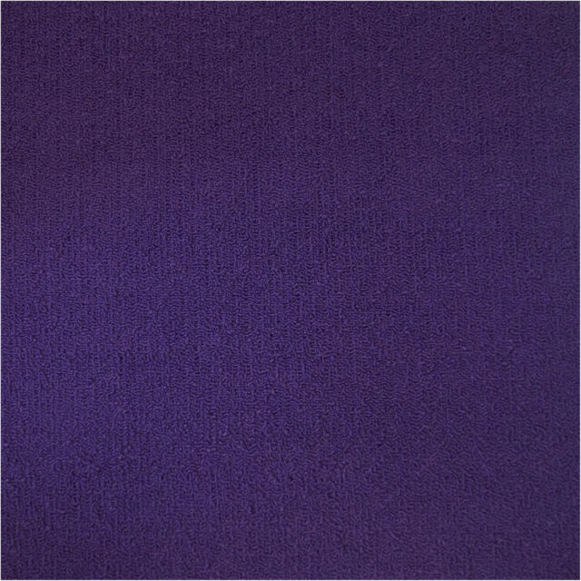 Carpet Tiles Purple Looped 50cm X 50cm Save 60 On