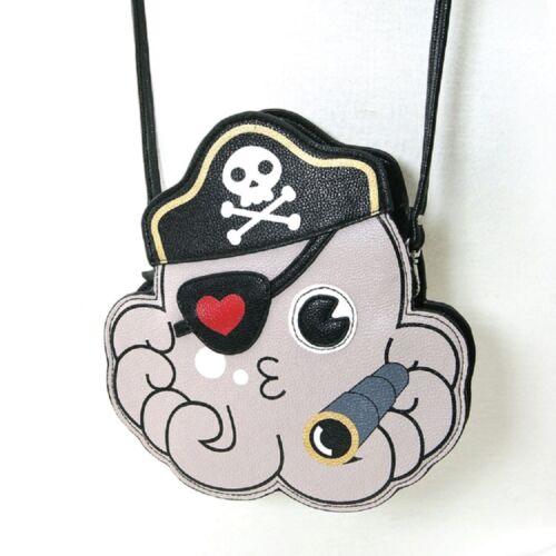 Critters Premium schoudertas pirate kunstleer Sleepyville octopus IE2DH9WY