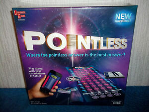 POINTLESS-THE-BOARD-GAME-SMARTPHONE-EDITION-NEW-amp-SEALED