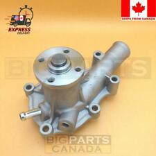 Water Pump 6680278 6672429 For Bobcat 463 S70 E25 Kubota 16241 73034 16241 73032