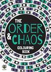 The Order and Chaos Colouring Book by Rudi Haig (Paperback, 2016)