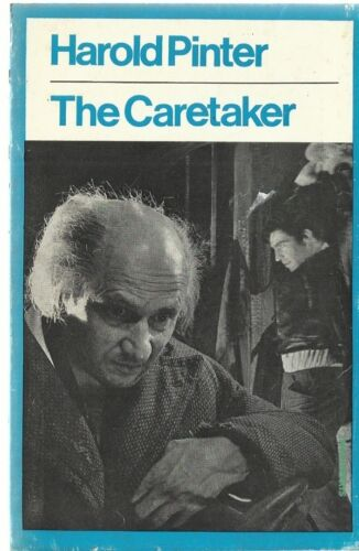 1 of 1 - The Caretaker by Harold Pinter (Paperback) Methuen