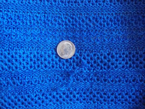 York nuove grandi frontale Blue Fresh dimensioni Maglioncino con Tie di donne Jones cardigan delle FnIpR4p