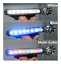 2Pcs-Wind-Power-voiture-Daytime-Running-Light-8LED-DRL-Daylight-Wireless-Phares miniature 12