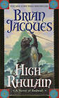 High Rhulain by Brian Jacques (Hardback, 2007)