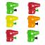 6 Mini pistolet à eau enfants Fête Sac Remplissage Enfants Stocking Jouet prix cadeau
