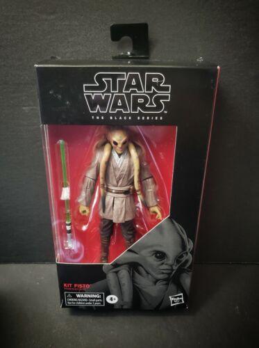 Star Wars Black Series Kit F figure #112 clone wars jedi Attack of the Clone