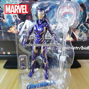 Pepper-Potts-Marvel-Avengers-Legends-Comic-Heroes-7in-Action-Figure-Collect-Toys