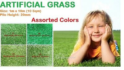 20mm/ Double layer backing Synthetic Artificial Grass Turf Plant Lawn Flooring