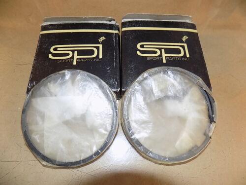 1974 1975 1976 1977 Ski-doo T/'NT 440 F//A/_1972 Blizzard Piston Ring Sets x2/_std