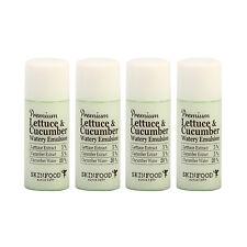 SKINFOOD Premium Lettuce & Cucumber Watery Emulsion Samples - 7ml x 4ea