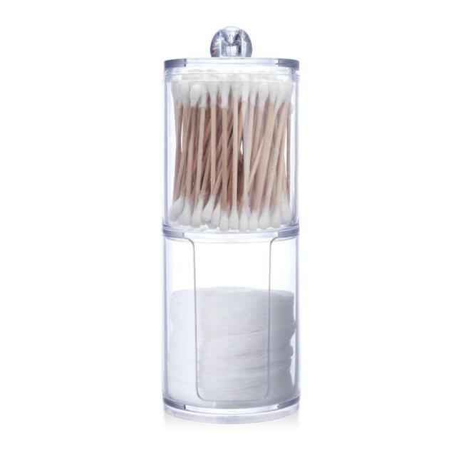 Creative Clear Acrylic Storage Holder Box Transpares Makeup Organizer Case  BD