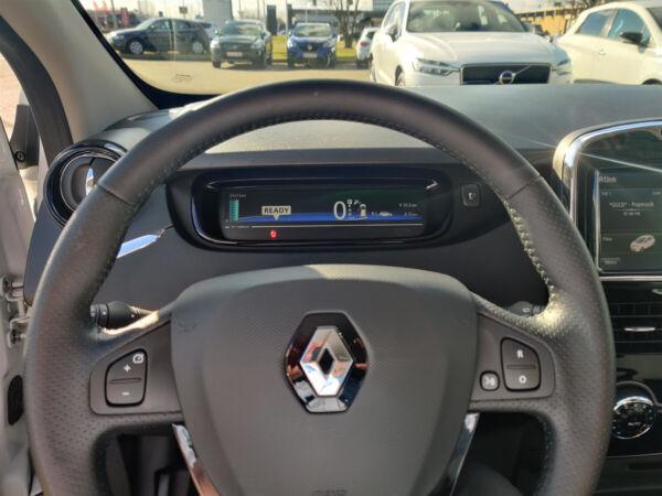 Renault Zoe  Intens billede 6