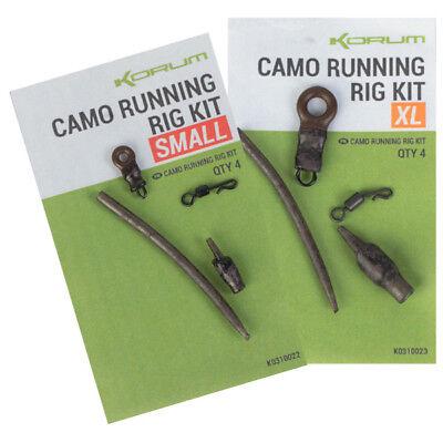 Brand New Korum Camo Bolt /& Run Kit