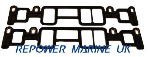 Dichtung Ansaugstutzen Satz Mercruiser Volvo Penta 27-824326 4.3L V6 Vortec