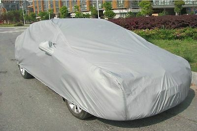 Multi size  Car Cover Breathable UV Protection Outdoor Indoor Shield