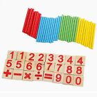 Wooden Montessori Mathematics Material Early Learning Counting Kids Toy if