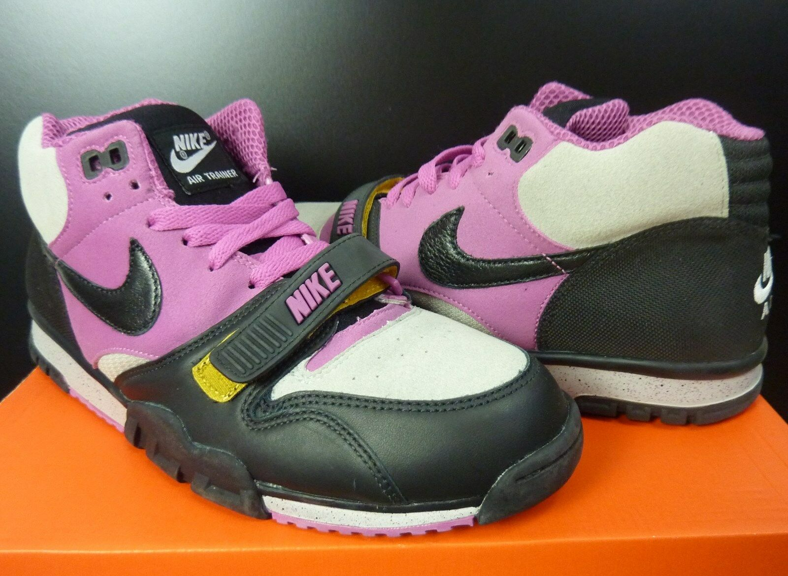 NEW NIKE AIR TRAINER 1 SHOES SNEAKERS DEADSTOCK SIZE 8.5 US Comfortable and good-looking