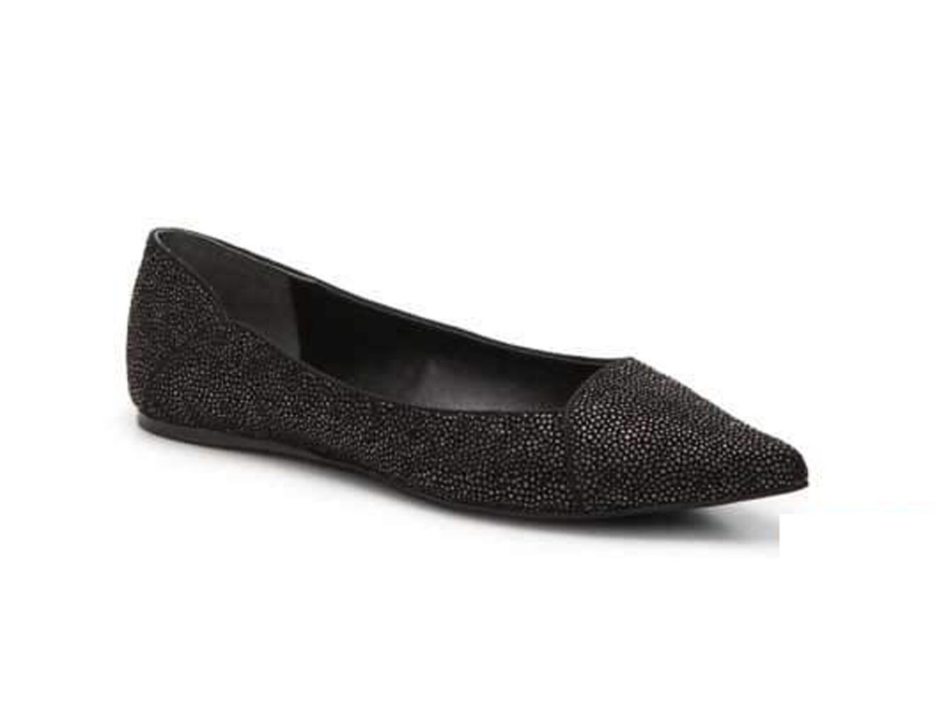 vendita scontata Adrianna Papell nero   Pewter  Boutique Kylie Kylie Kylie Ballet Flat Dimensione 8.5 MSRP   128  molte sorprese