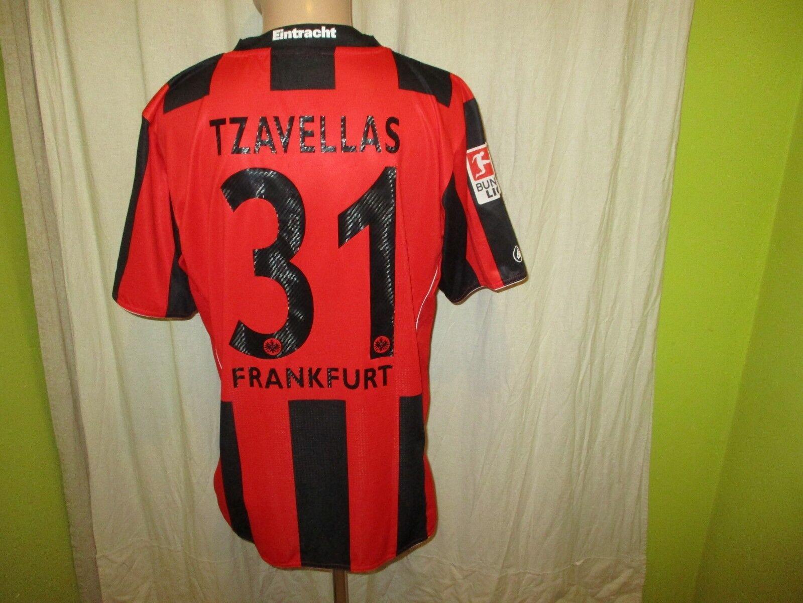 Eintracht + Frankfurt Jako Trikot 2010/11