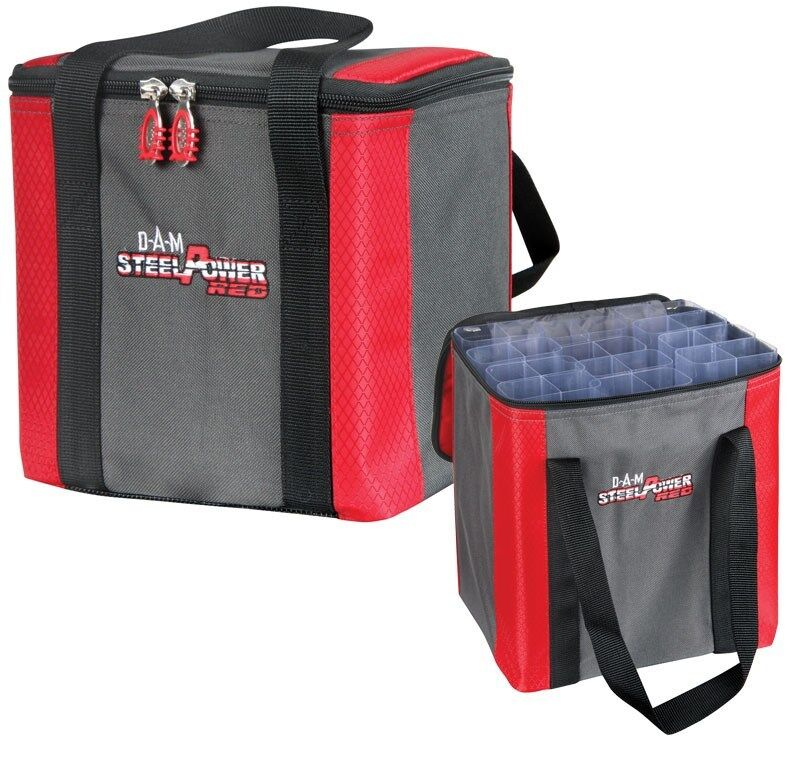 D.A.M Steelpower Red Pilk  Container  after-sale protection