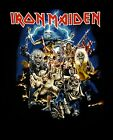 IRON MAIDEN cd cvr BEST OF THE BEAST Official SHIRT SMALL New killers trooper