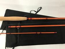Fly Fishing Rod #4 weight Fiberglass - by Willow and Cane