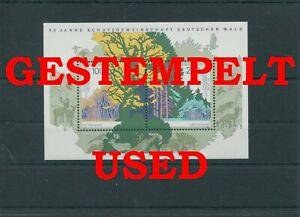 Germany-Federal-Frg-vintage-yearset-1997-Block-38-Postmarked-Used-More-Sh-Shop
