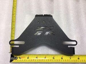 Kawasaki ZX-6R ZX6R ZX 636 Fender Eliminator Tail Tidy 2009-2018 BLACK TSM