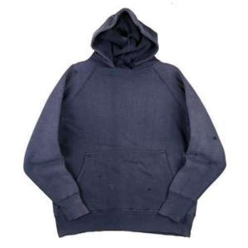 60s Vintage Spruce Spruce Sweatshirt Hoodie Navy M