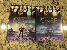 ONCE UPON A TIME THE COMPLETE SECOND SEASON 2 LIKE NEW NO SCRATCHES 5 DISC DVD!