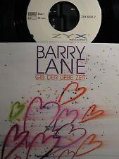 """7"""" SINGLE - Bary LANE - Gib der Liebe Zeit / Ein Girl wie du - von 1989 -"""