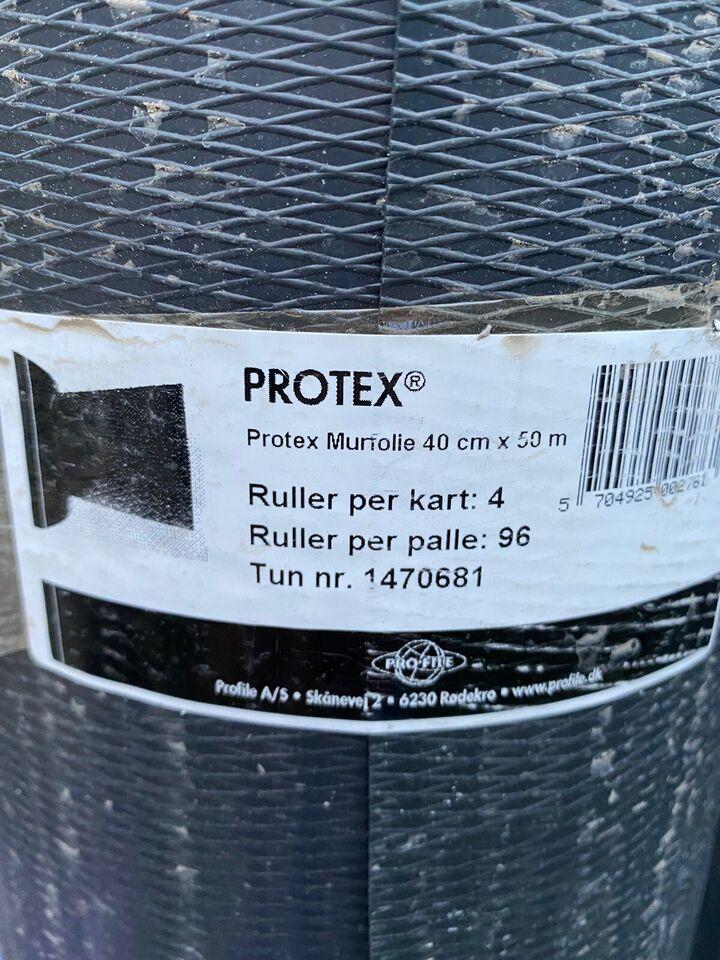 Protex radon kant spærre