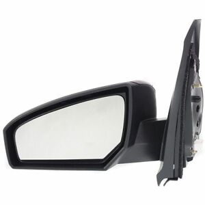 New Driver Side Power Non Heated Non Tow Door Mirror For Nissan
